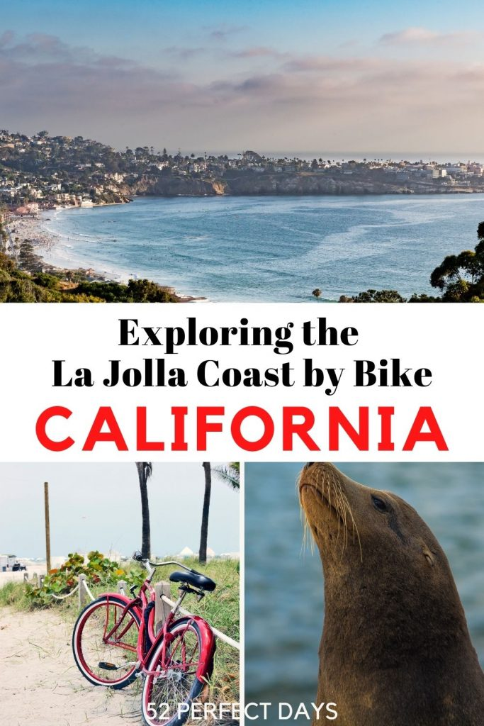 Bike along La Jolla's breathtaking coastline.