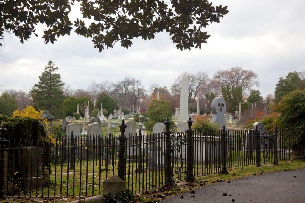 'Hollywood Forever' cemetery