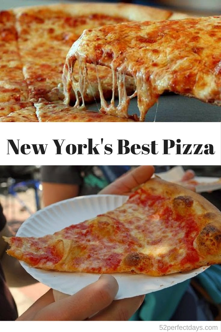 New York's Best Pizza
