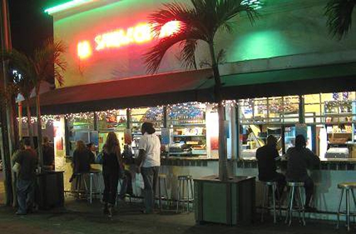 South Beach Florida restaurants