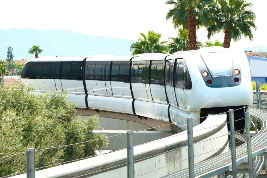 Sahara Monorail station