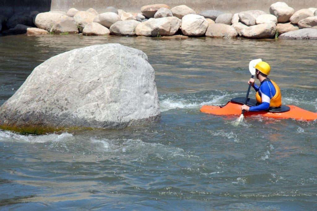 Kayak Lees Ferry
