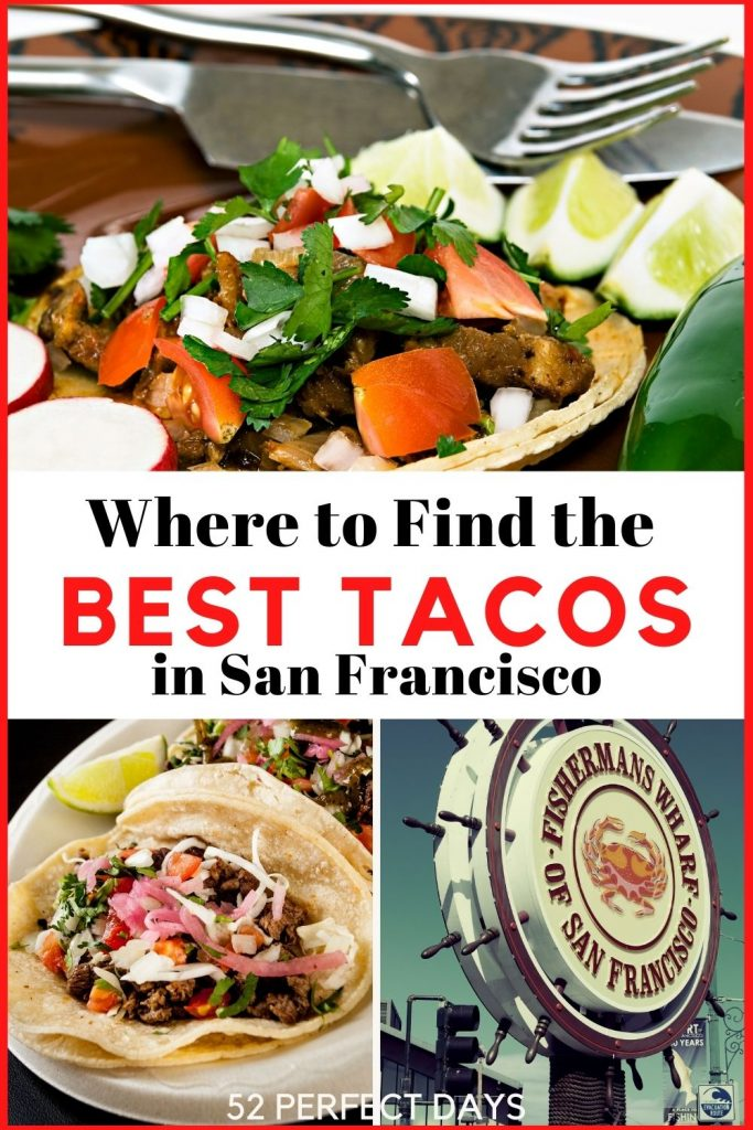 8 Best Tacos in San Francisco with a 2020 Update. The best birria tacos, fish tacos, street tacos, chile verde and tacos de guisado in SF! Looking for the best taqueria and tacos in San Francisco? This is the ultimate list of the best taco shops in San Francisco. Where to find the most delicious carnitas, fish taco, and quesabirria in San Francisco. Best Mexican food in San Francisco.