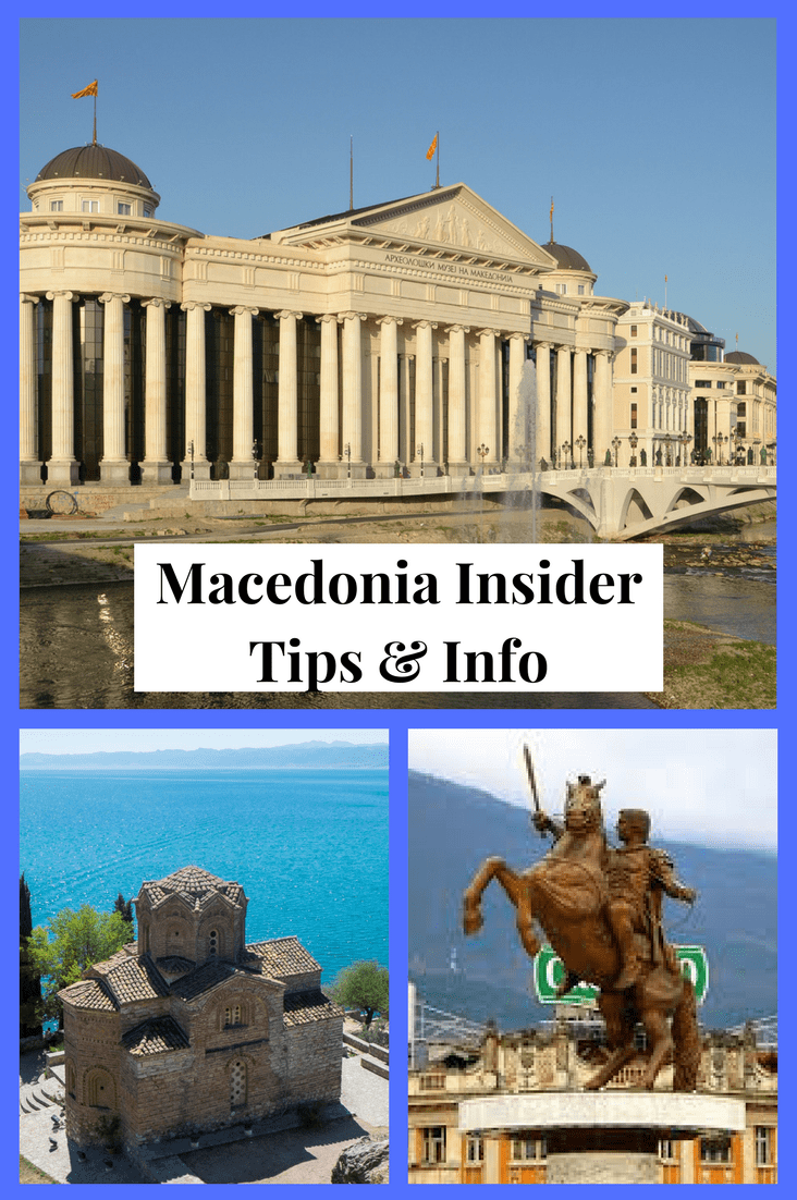 52 Reasons to Visit Macedonia and Insider Travel Tips to make the most of your visit to the Republic of Macedonia towns and other city destinations. #unesco #macedonia #europe #travel