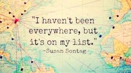Travel To Do List
