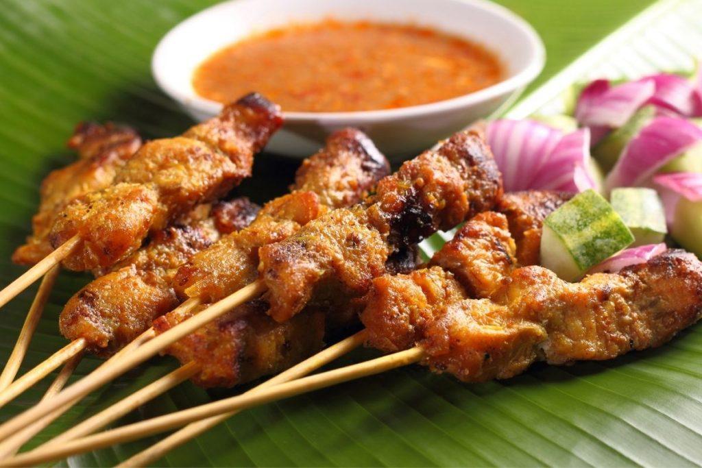 Southeast Asia Satay