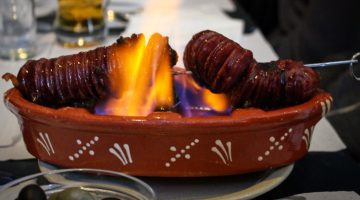 Flaming Chorizo, Portugal