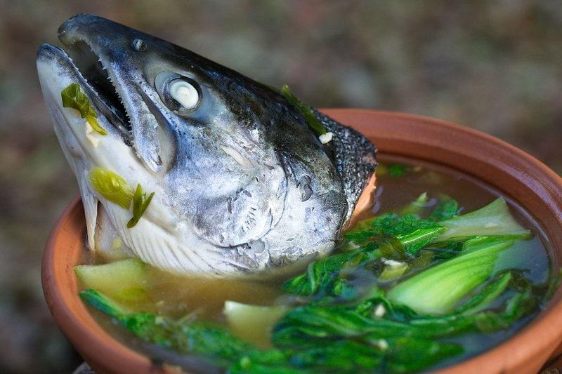 Fish Heads, Philippines.