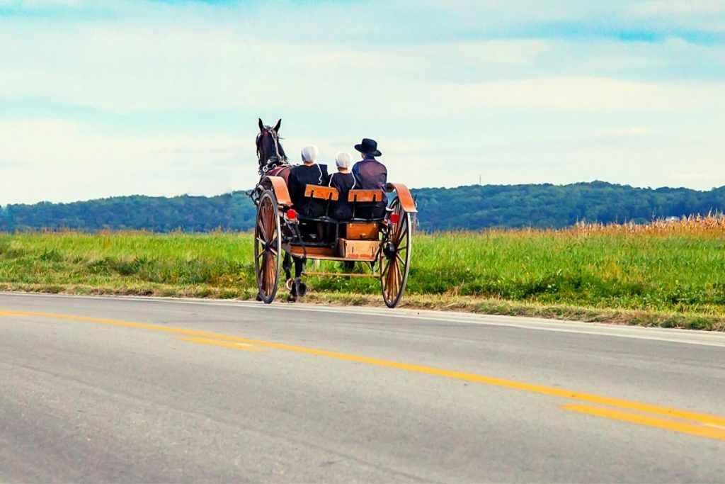 Amish History in Lancaster County