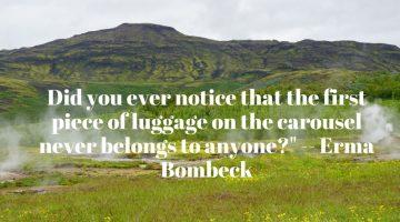 52 Best Travel Quotes