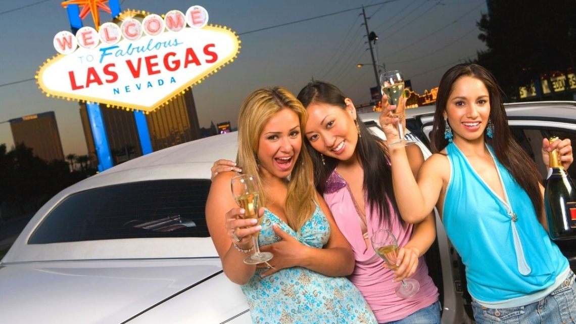 The Ultimate Girls Trip to Vegas