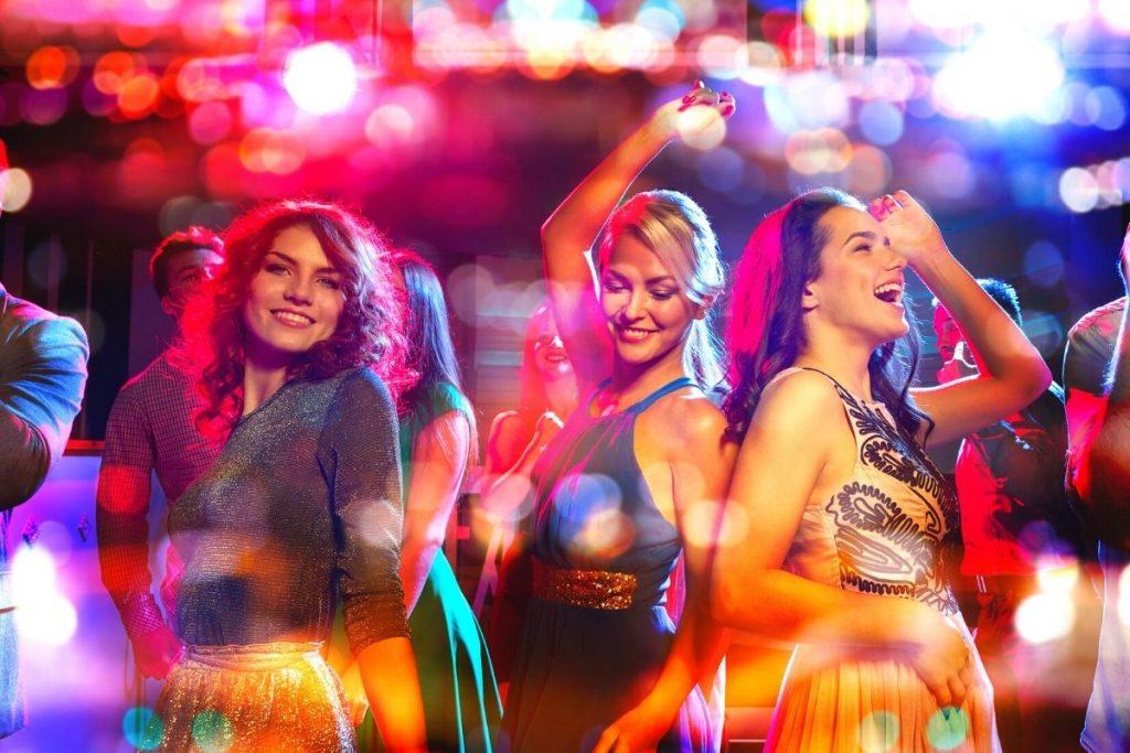 nightclub Vegas