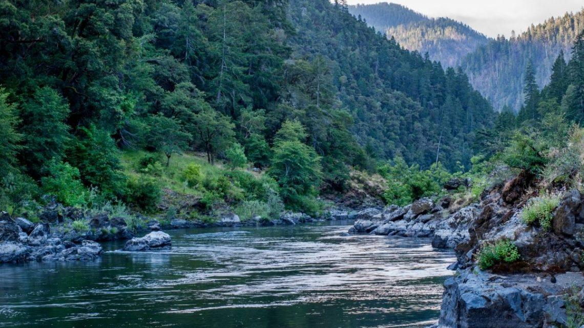 Grans Pass Oregon - Rogue River