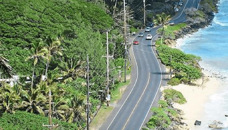 Kamamehameha highway