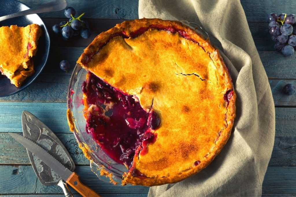 Grape Festival and World's Greatest Grape Pie Contest