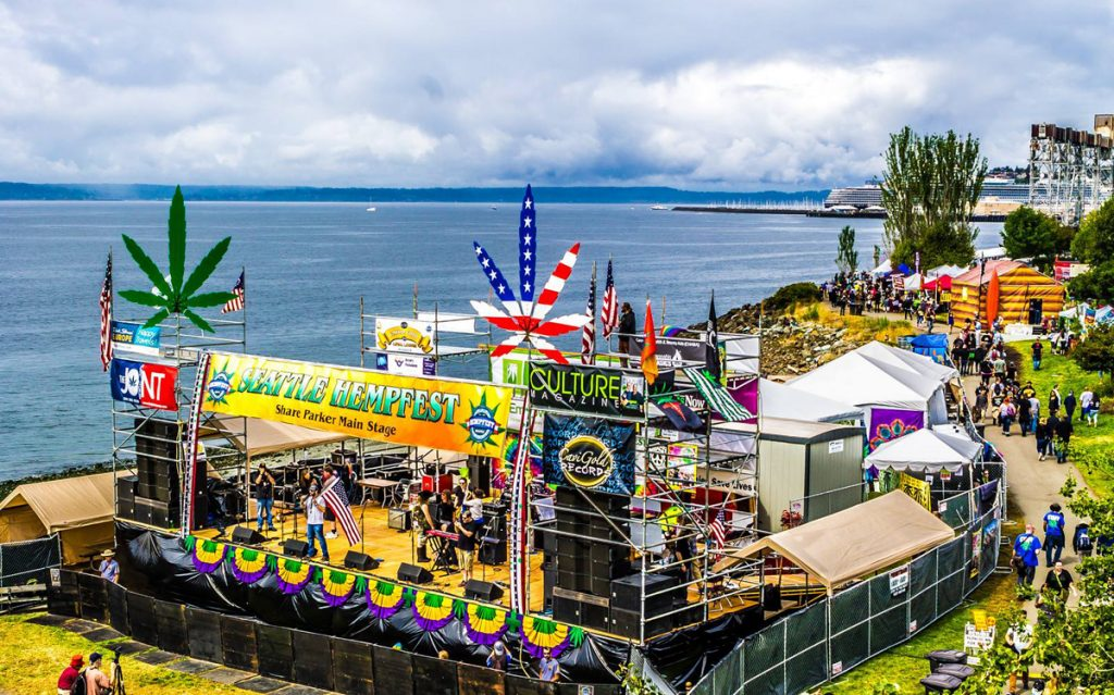 Hempfest Seattle