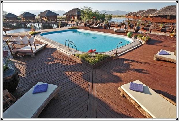Shwe Inn Tha pool