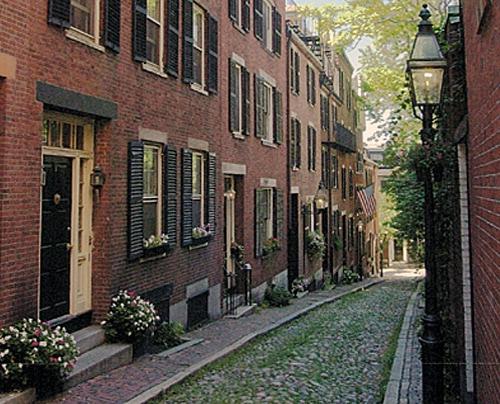 Beacon Hill Apartments Boston Ma