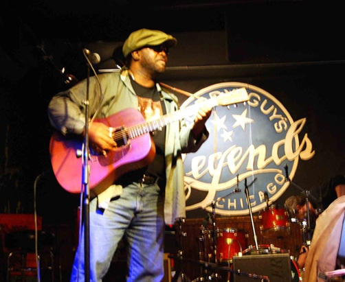 Blues at Buddy Guy's Legends