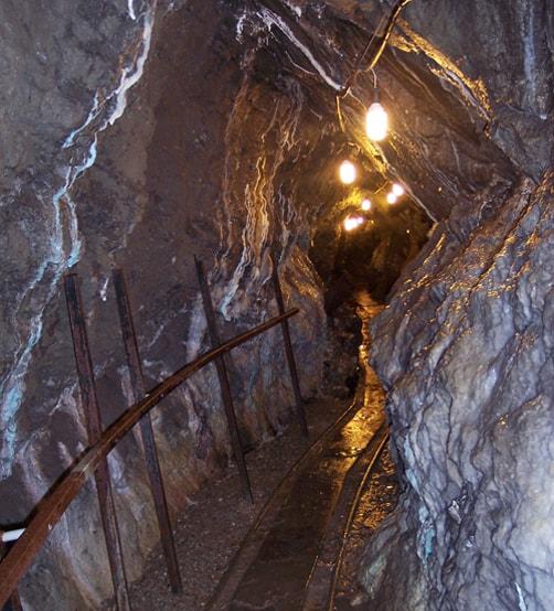 Crystal Gold Mine