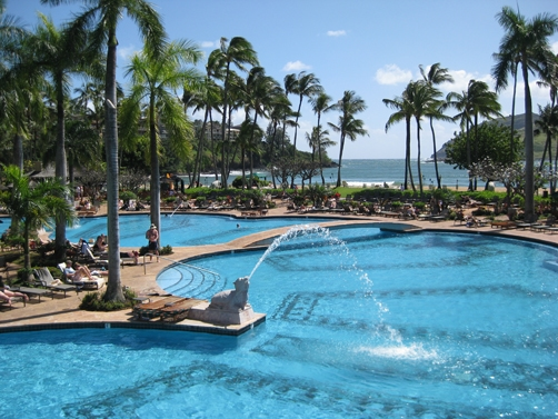 Kauai Marriott Resort On Kala Beach The Best Beaches In