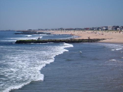 New Jersey Shore Beach