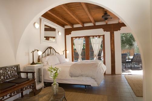 The Korakia Pensione room