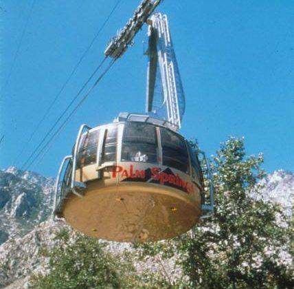 palm springs tram