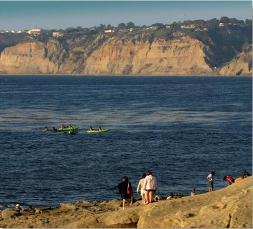 San Diego Beach Cove