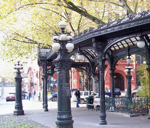 Seattle S Pioneer Square 52 Perfect Days
