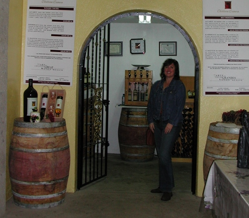 Baja California Winery