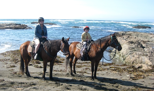 Fort Bragg Horse back riding