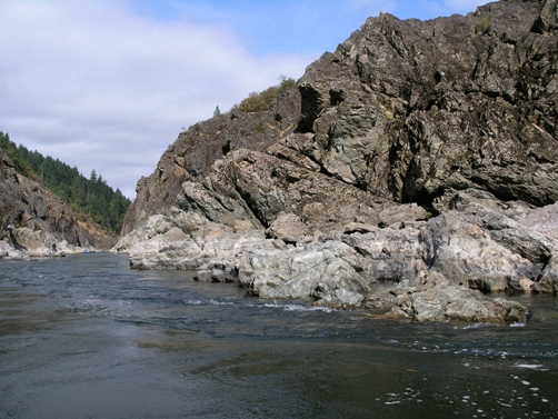 Rogue River in Grants Pass