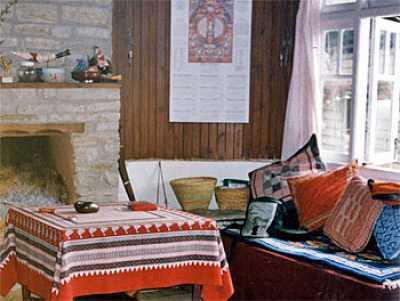 Guest Rooms at Karmi Farm