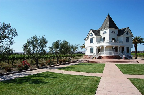 Concannon Winery in Livermore, California