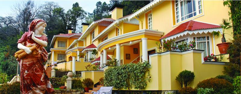 The Mayfair Hotel in Darjeeling, India