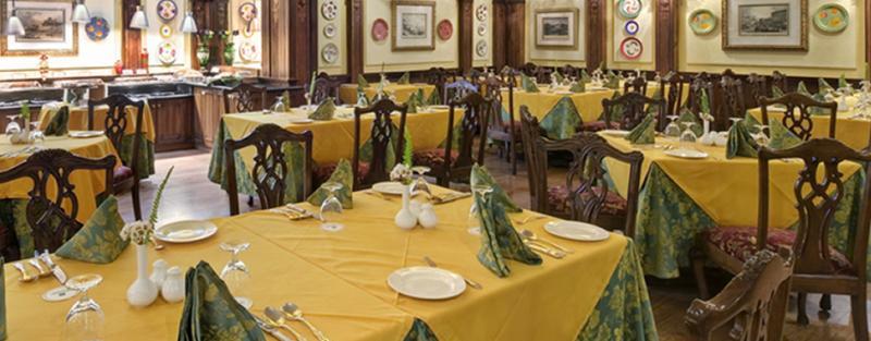 The Mayfair Hotel restaurant