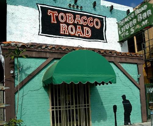 Tobacco Road in Miami
