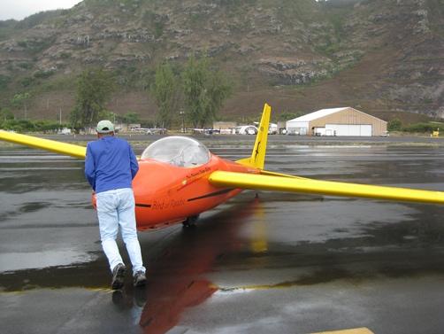 Oahu Glider Ride