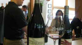 Oregon Wine Tasting at Torii Mor