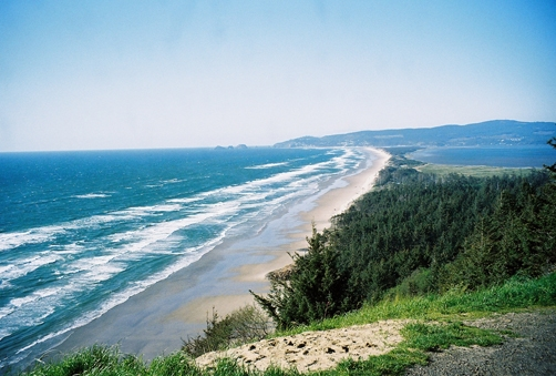 Tillamook Coast line