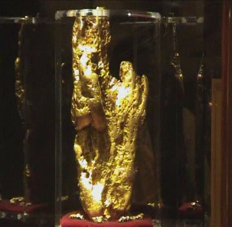 Gold Nugget at the Golden nugget in las vegas