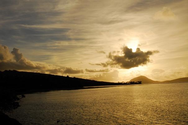 Kahala-Sunset