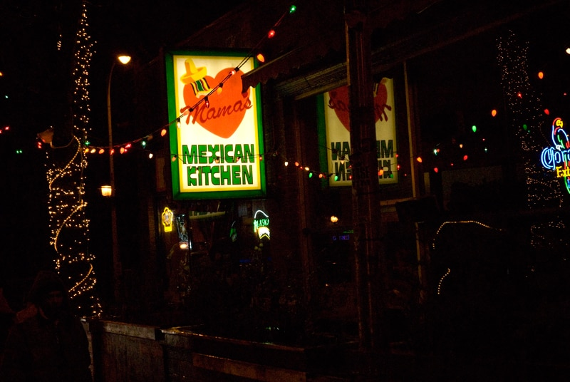 Mama's mexican restaurant in Seattle