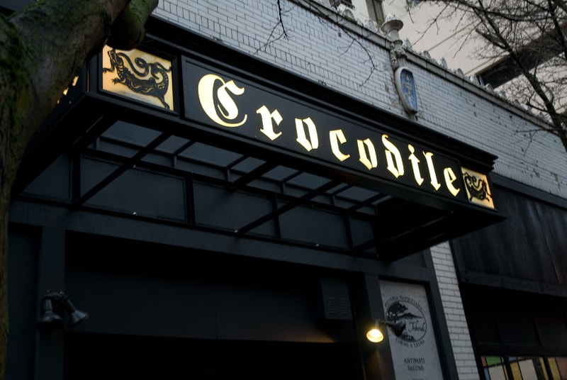 Crocodile Bar in Seattle