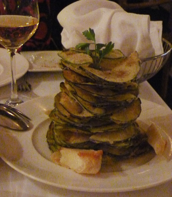 Estiatorio Milos restaurant in New York