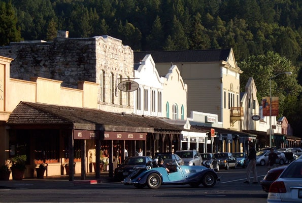 Town of Calistoga
