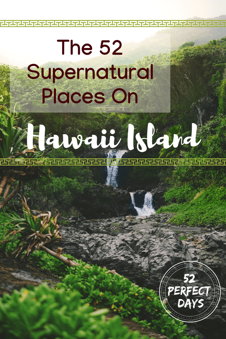 Zach Royer, a certified paranormal investigator, shares 52 Hawaii Island Supernatural Destinations. Come experience the scary sights of Hawaii! #hawaii #UStrips #traveltips #USA #tripseries #hawaiiisland