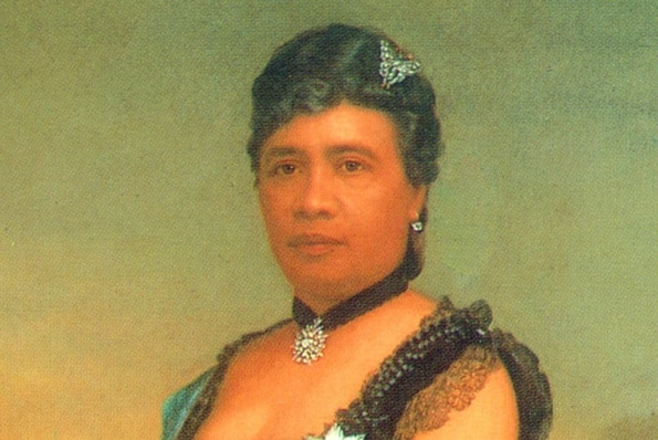 queen liliuokalani from hawaii