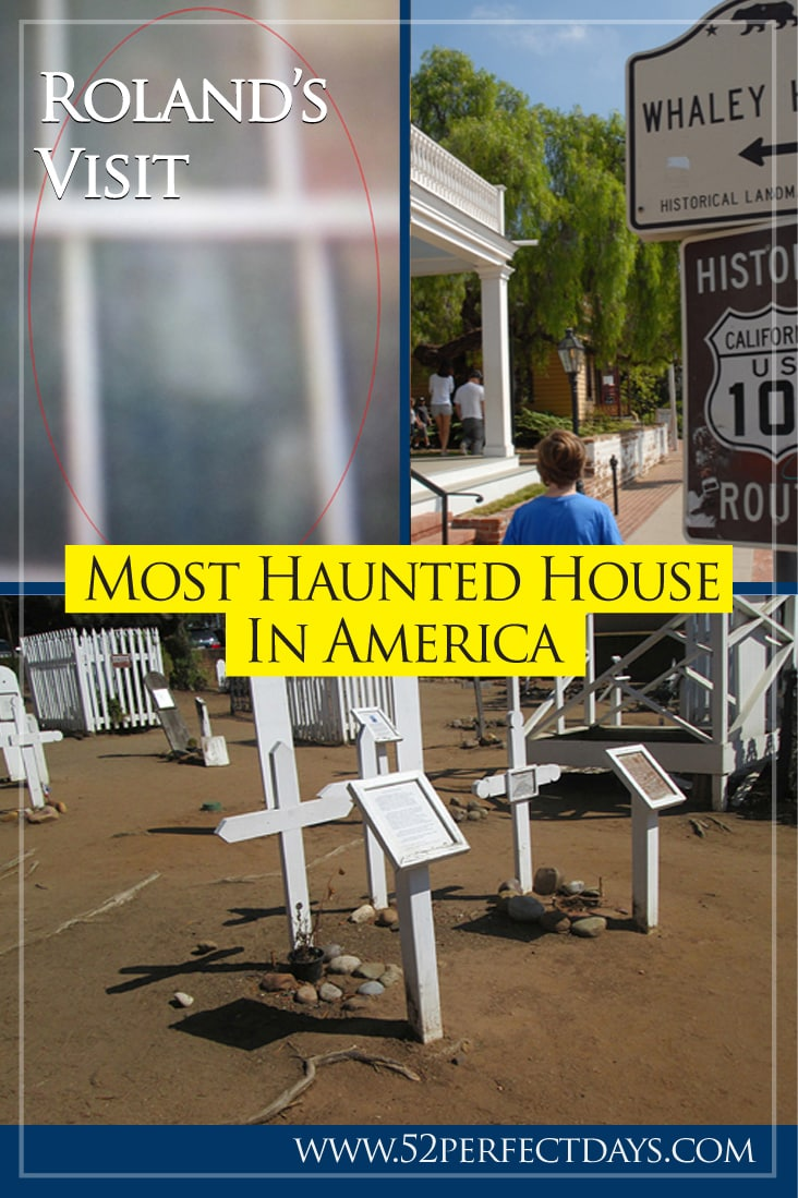 Roland S Visit To The Most Haunted House In America 52